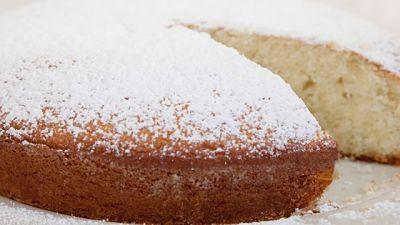 Irish Tea Cake