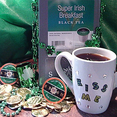 Lucky Leprechaun Irish Tea Giveaway