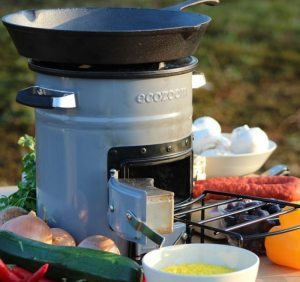 Eartheasy versa rocket stove
