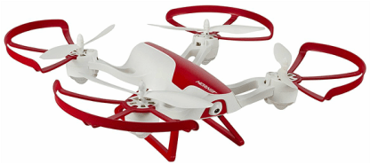 Hornet FPV Drone with HD Camera 720p - RC Quadcopter with Altitude Hold, Return Home, Headless Mode and Flip Mode