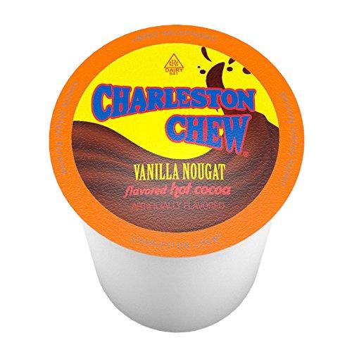 Charleston Chew Vanilla Hot Cocoa