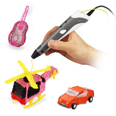 This Soyan Standard 3D Printing Pen Very Easy To Use