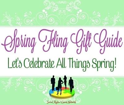 Spring Fling Gift Guide - Let's Celebrate All Things Spring!