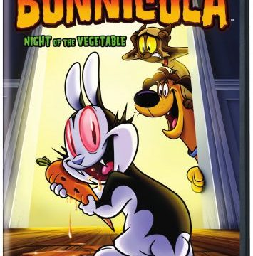 Press Release: Meet the world's most adorable vampire, Bunnicula on DVD June 27, 2017