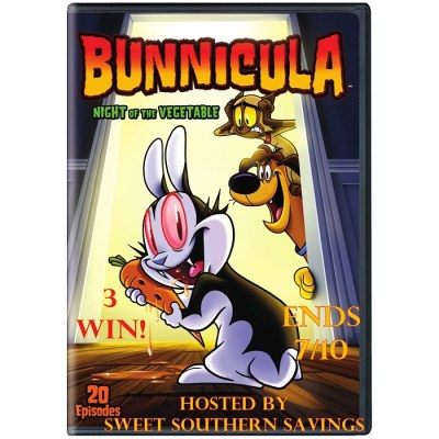 Summer's Here! Bunnicula DVD Giveaway - 3 WINNERS