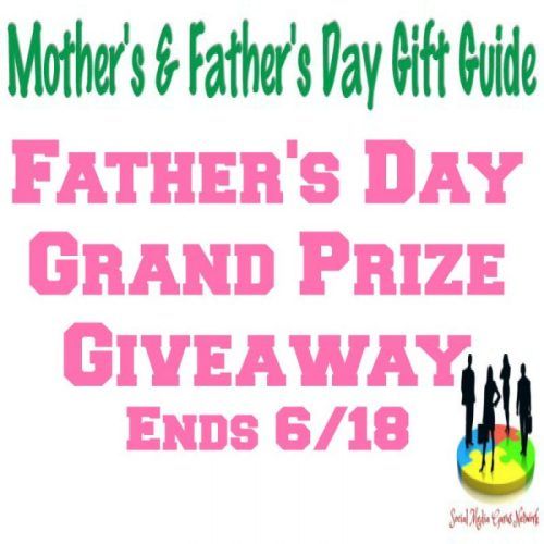 Father's Day Grand Prize Giveaway @SMGurusNetwork