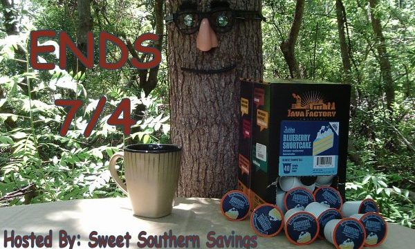 Summer's Here! Blueberry Shortcake Coffee Giveaway Ends 7/4