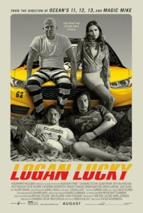 LOGAN LUCKY in theaters August 18th – Official Trailer and Poster are here!