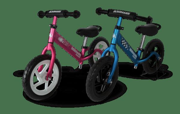 SCRAAAM Coaster GT Kids Balance Bikes