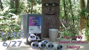 Stash Tea Earl Grey Single-Cup Tea Giveaway Ends 6/27