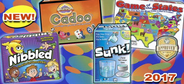 $100 Worth Of Winning Moves Games Swinging Into Summer Giveaway Ends 7/19
