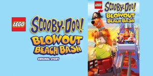 Scooby Doo Blowout Beach Bash