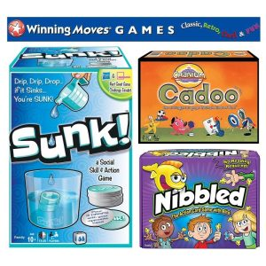 Winning Moves Games Sunk Cadoo Nibbled