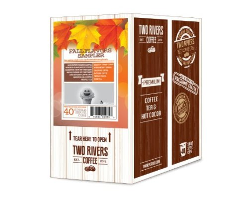 TRC Fall Flavors Sampler Pack Giveaway