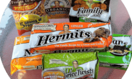 Win a Variety of Newman's Own Snacks – Giveaway Ends 10/19/17