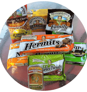 One lucky winner will receive a variety of Newman's Own Snacks when this gift guide giveaway ends on October 19, 2017.