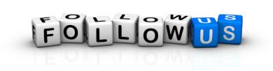 Follow Us Dice