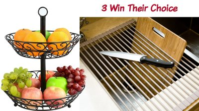 3 WIN Surpahs Kitchen Accessories Holiday Gift Guide Giveaway! Ends 11/21/17