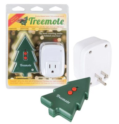2 WIN Light Your Holidays With Treemote Holiday Gift Guide Giveaway! Ends 11/22/17