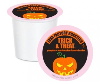 Java Factory Trick and Treat Coffee