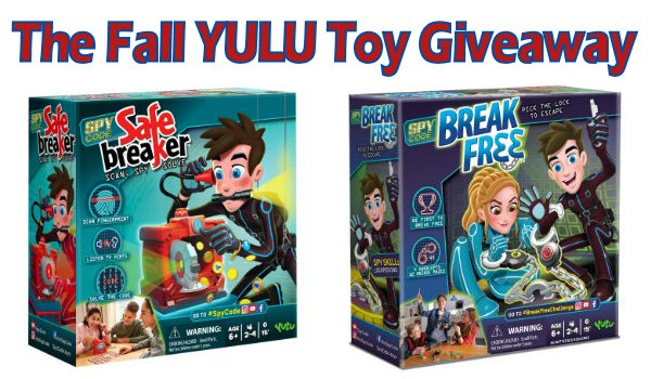 The Fall YULU Toy Giveaway