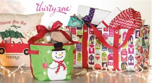 Thirty-One Gifts Retro Metro Fold-Over Giveaway