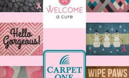 2017 Pink Ribbon Mat Collection Giveaway Ends 10/25