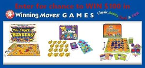 WIN $100 in Winning Moves Games