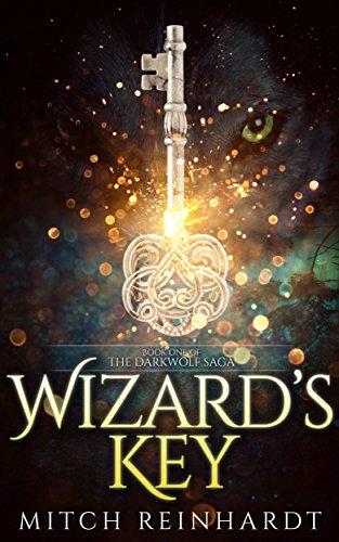 Wizard's Key: Book One of The Darkwolf Saga is a Great Teen Read!