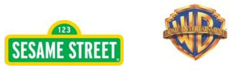 WBHE Sesame Street LOGOS