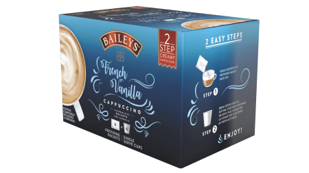 Bailey's French Vanilla Cappucino_12ct