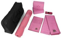 HOLIDAY GIFT GUIDE GIVEAWAY - Clever Yoga 7 Piece Essentials Kit Holiday Gift Guide Giveaway