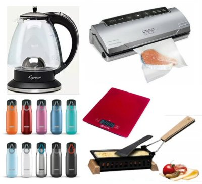 HOLIDAY GIFT GUIDE GIVEAWAY - Kitchen Essentials Giveaway
