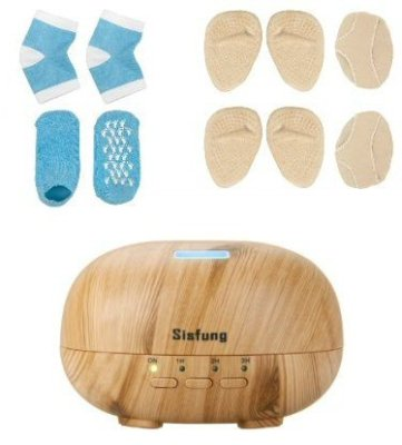 HOLIDAY GIFT GUIDE GIVEAWAY - Sisfung Healthy Naturally Holiday Gift Guide Giveaway