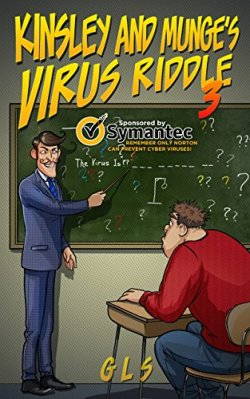 SOLVE & WIN $100! Kinsley and Munge's Virus Riddle 3 is on sale 12/1