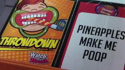 Watch Ya Mouth Game Throwdown Edition