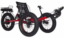 Win an Electric Fat-Tad Recumbent Trike Sweepstakes! Ends 1/31/18