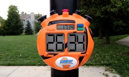 HOLIDAY GIFT GUIDE GIVEAWAY - 2 WIN GameDay Driveway Basketball Scoreboard