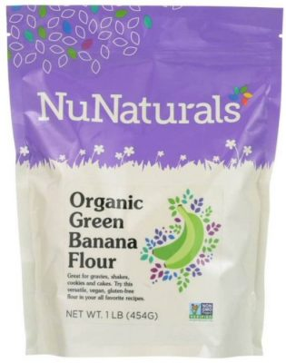 HOLIDAY GIFT GUIDE GIVEAWAY - Holiday Baking With NuNaturals Organic Green Banana Flour