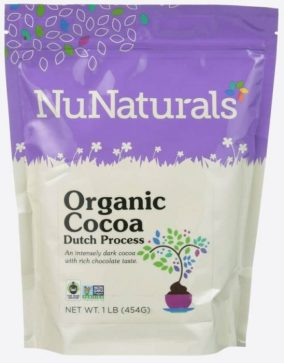 HOLIDAY GIFT GUIDE GIVEAWAY - Holiday Baking With NuNaturals Organic Cocoa