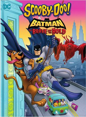 Get Scooby-Doo! & Batman: The Brave and the Bold on DVD TODAY!!