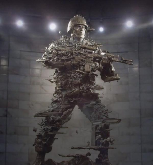USMC Marine Fighting