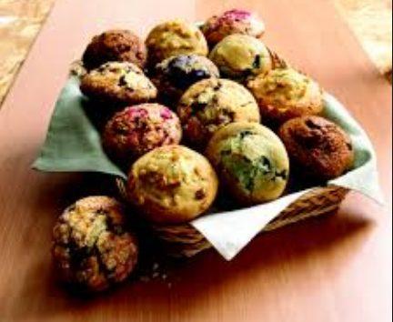 Yummy Raspberry and Banana Nut Mini Muffin Recipes