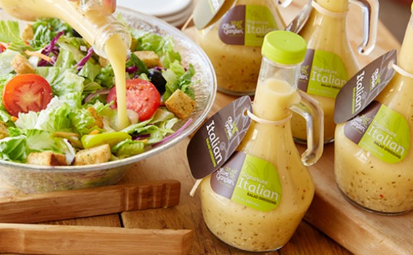 Olive garden dressing recipe makeover weight watchers - Olive garden salad dressing recipe secret ...