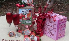 Welch's Fruit Cider Strawberry Apple Giveaway Ends 2/28