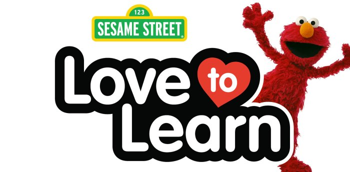 "Sesame Street Elmo Love to Learn - ""L"" IS FOR LEARNING - Elmo's Love to Learn 2 on DVD!"