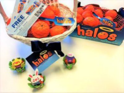 Wonderful Halos Easter Craft and Family Fun Basket Giveaway Ends 3/22