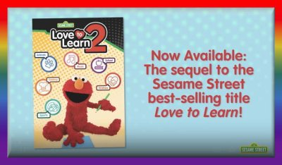Learning - Sesame Street Elmo LoveToLearn 2