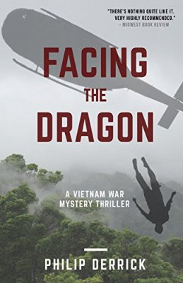 5 STAR Vietnam War Mystery Thriller Facing the Dragon