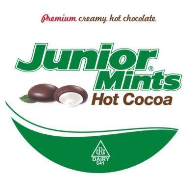 Junior Mints Mint Hot Cocoa